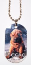Pet Dog Tag